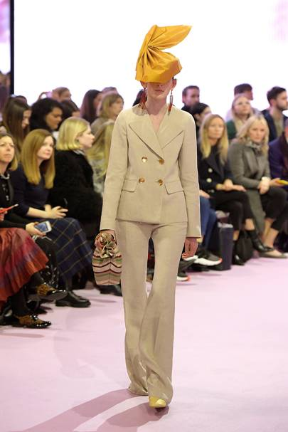 0a24a47ee70 Mulberry Spring Summer 2018 Ready-To-Wear show report