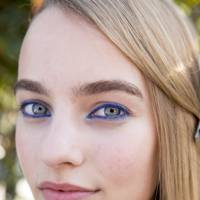 The Colour: Blue-Eyed Girl
