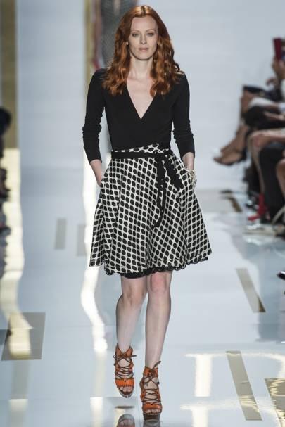 Diane Von Furstenberg Spring/Summer 2014 Ready-To-Wear collection