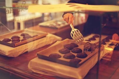 The Afternoon Treat: Van Stapele Cookies