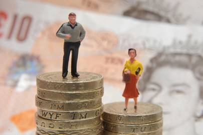 UK Companies To Declare Gender Pay Gap