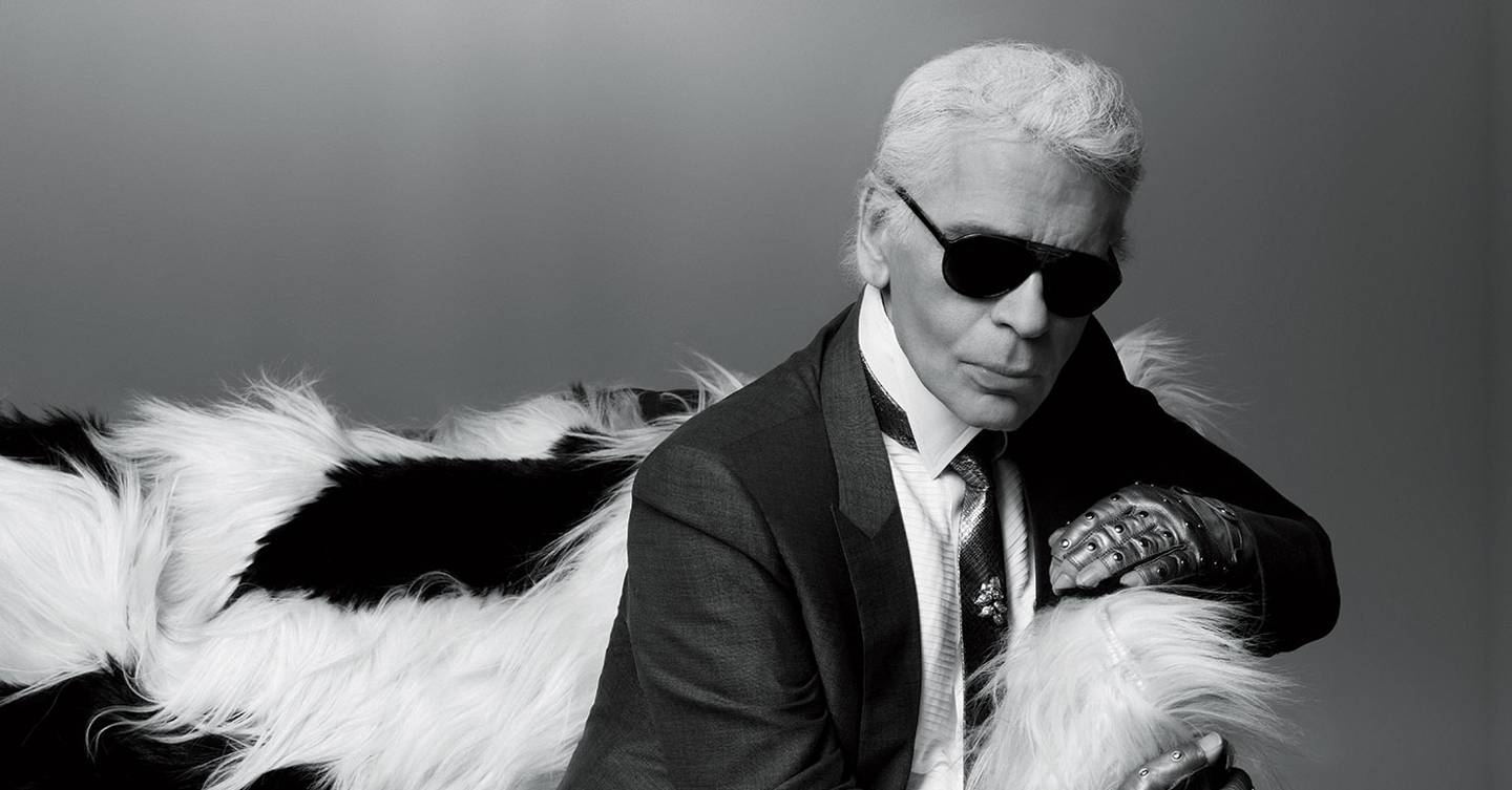 The Life And Times Of Karl Lagerfeld