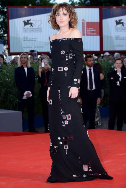 A Bigger Splash premiere - September 6 2015
