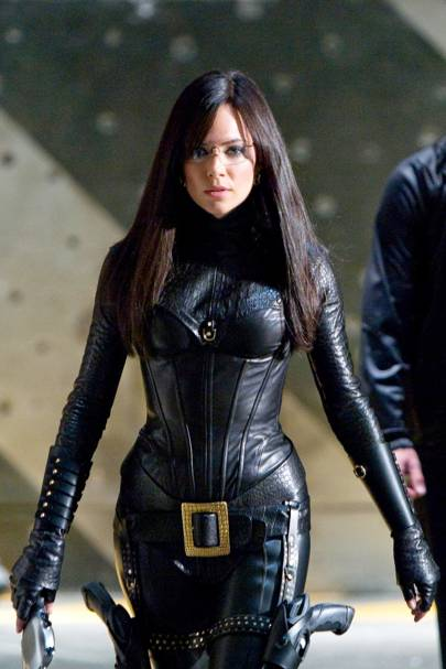 Sienna Miller - G.I. Joe: The Rise of Cobra
