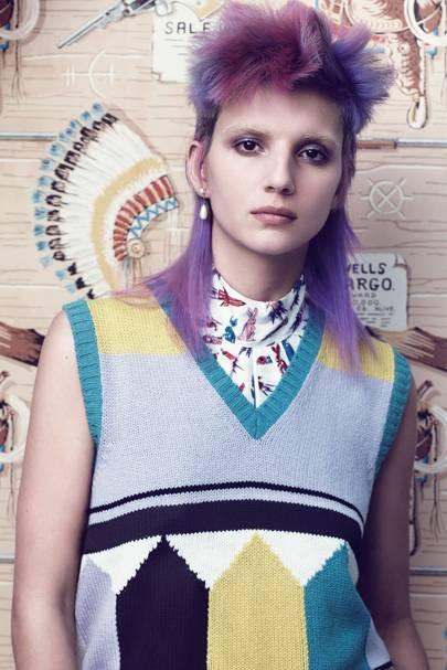 Inside March Vogue