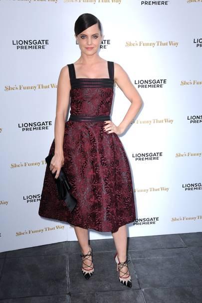 She's Funny That Way premiere, LA - August 19 2015