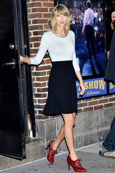Late Show With David Letterman, New York - October 28 2014