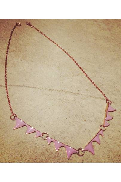 Dominic Jones Fang Necklace