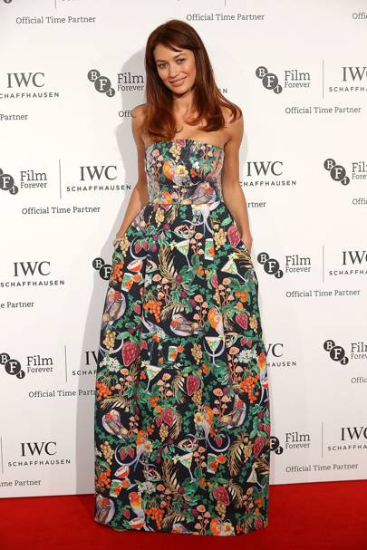 IWC Schaffhausen Dinner, London - October 7 2014