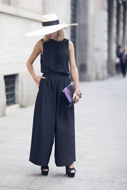 Miranda Makaroff, blogger and designer