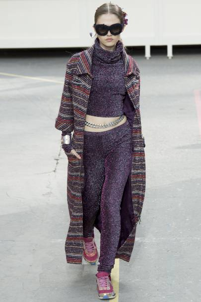 5653cf0418c Chanel Autumn Winter 2014 Ready-To-Wear show report