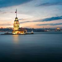 The Maiden's Tower, Istanbul