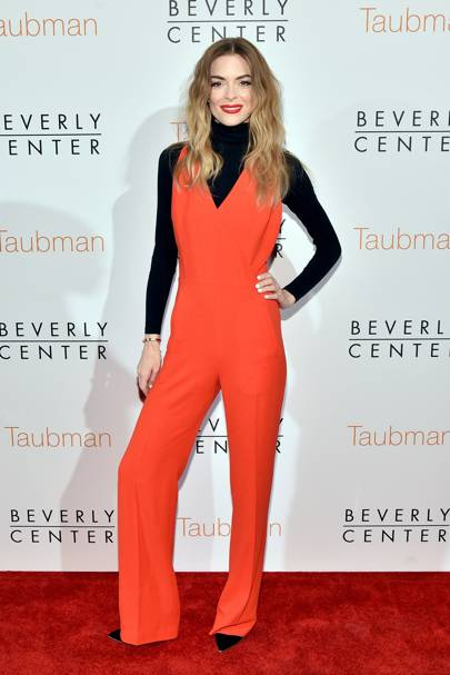 Beverly Center Renovation event, Los Angeles - March 7 2016