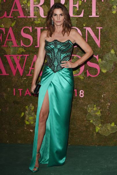 Green Carpet Fashion Awards, Milan Fashion Week –  September 23 2018