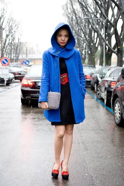 Ingrid Chu, blogger