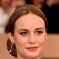 Brie Larson's Old-School Elegance