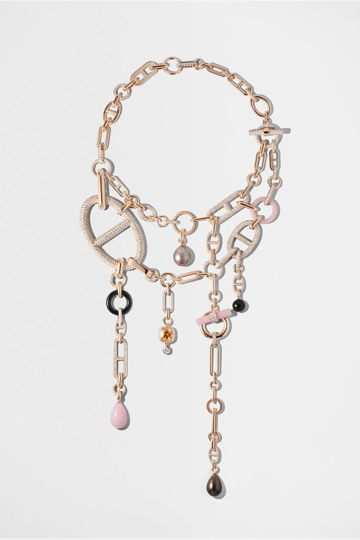 1f3900c5f72fc4 Hermès Launch Fine Jewellery Collection Enchaînements Libres | British Vogue