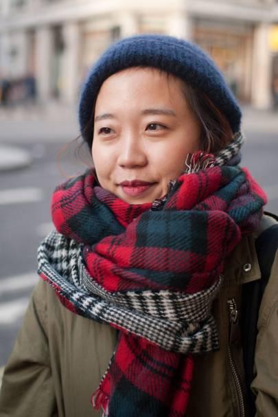 Seung Jung, student