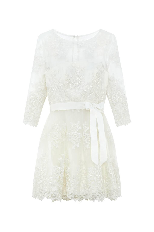 dac2c64a81d1 Asos Lace Dresses - ShopStyle UK. Asos Design DESIGN long sleeve ...