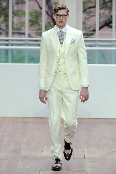 f2edb795f1d95 Hackett London Spring Summer 2013 Menswear show report