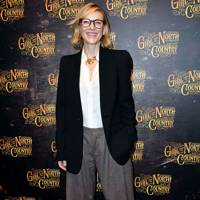 'Girl from the North Country' play opening night, London – January 11 2018