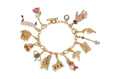 b6322a75b The Vampire's Wife Launches Charm Bracelets Inspired By Nick Cave ...