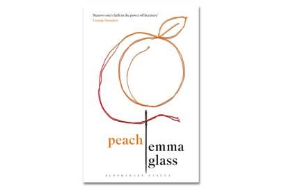 Peach by Emma Glass