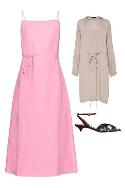 Dressing for a country wedding