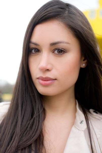 Rachel Haddon, model
