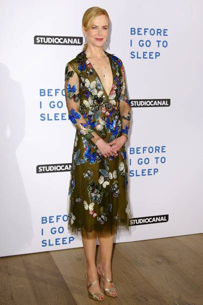 Before I Go To Sleep screening, London - September 4 2014