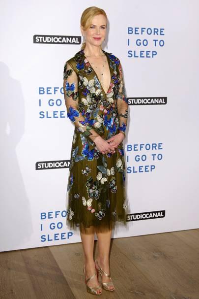 Before I Go To Sleep screening, London - September 4 2014
