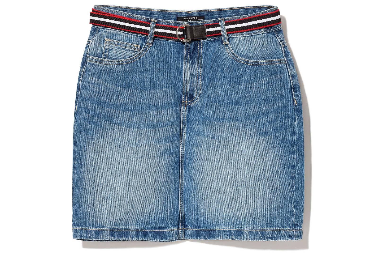 c1231fce4 The best denim skirts to buy right now | British Vogue