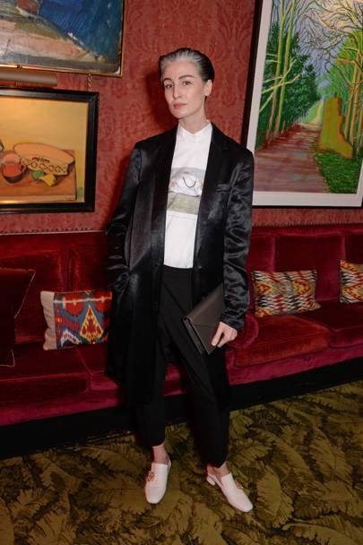 Victoria Beckham x British Vogue 10th anniversary party, London –  September 16 2018
