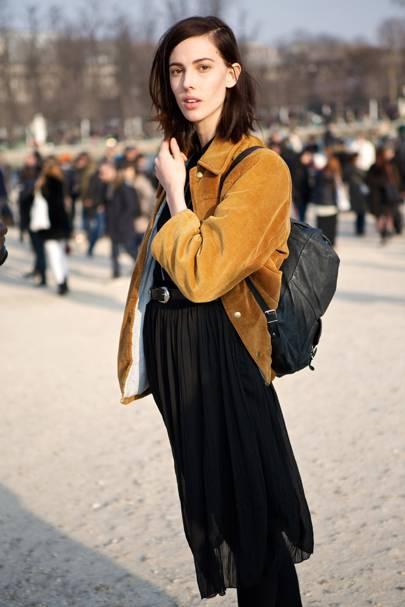 Ruby Aldridge, model,