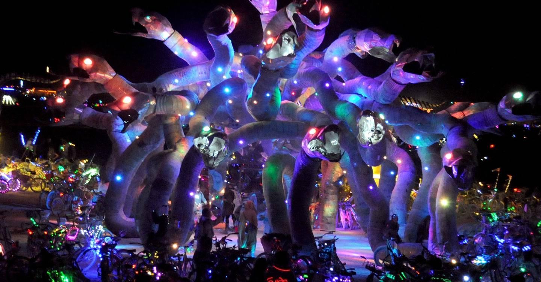 Insta-Hits: Burning Man 2016