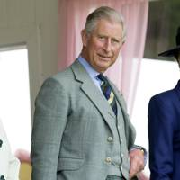 Prince Charles wearing tweed