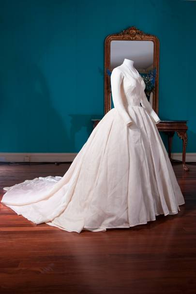 Royal wedding dresses from history queen victoria for British royal wedding dresses