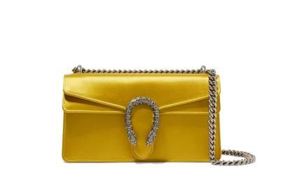 Gucci Dionysus satin shoulder bag