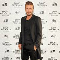 David Beckham for H&M swimwear launch, London - May 14 2014