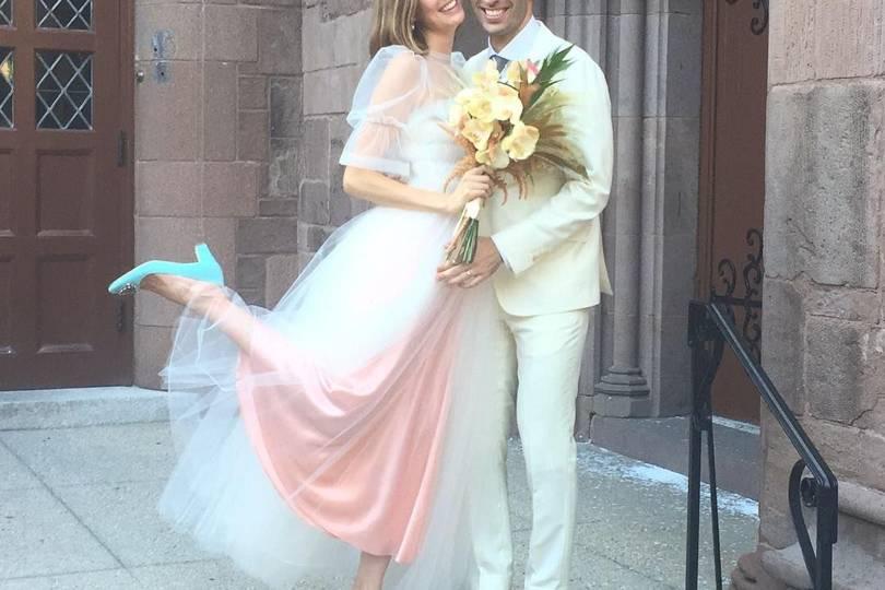 Celebrity Brides And Bridal