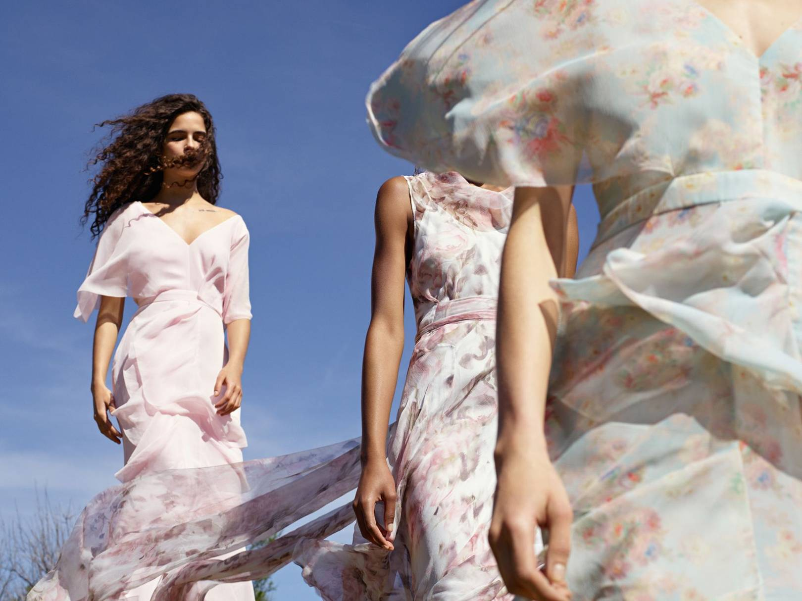 aef0da7befe Topshop Launches Bridal Collection