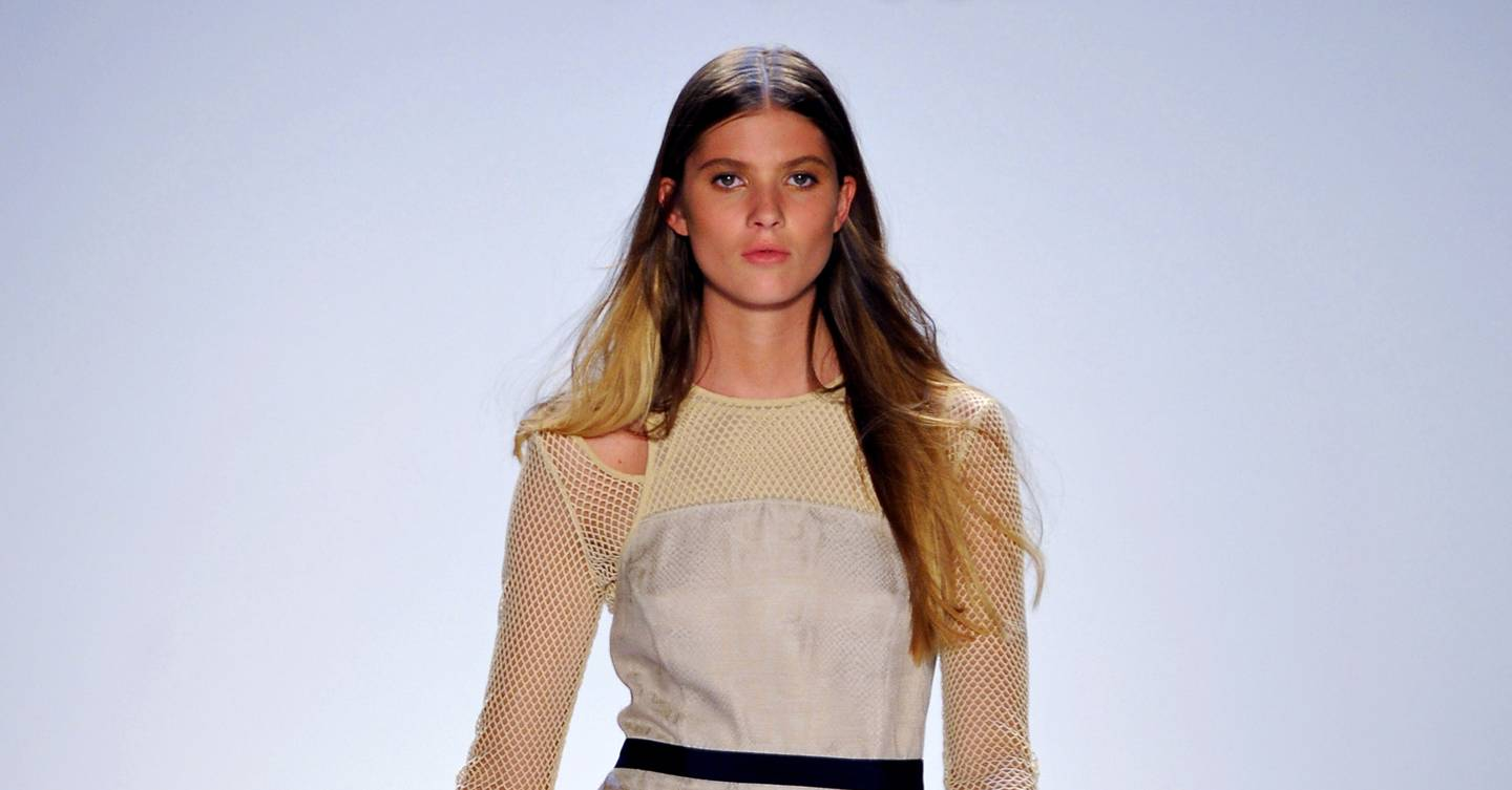 c74ccb88e3baf Charlotte Ronson Spring/Summer 2013 Ready-To-Wear show report | British  Vogue