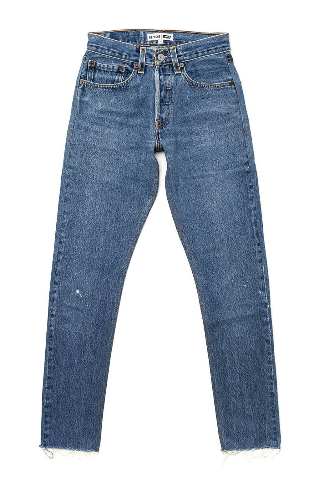 f9209fb8bd3 Shop the trend: the best Rigid High-Waisted Jeans for Spring 2016 | British  Vogue