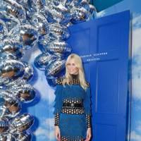 Claudia Schiffer For Aquazzura Cocktail Party - September 28
