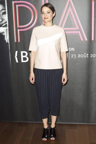 Piaf exhibiton opening, Paris - April 14 2015