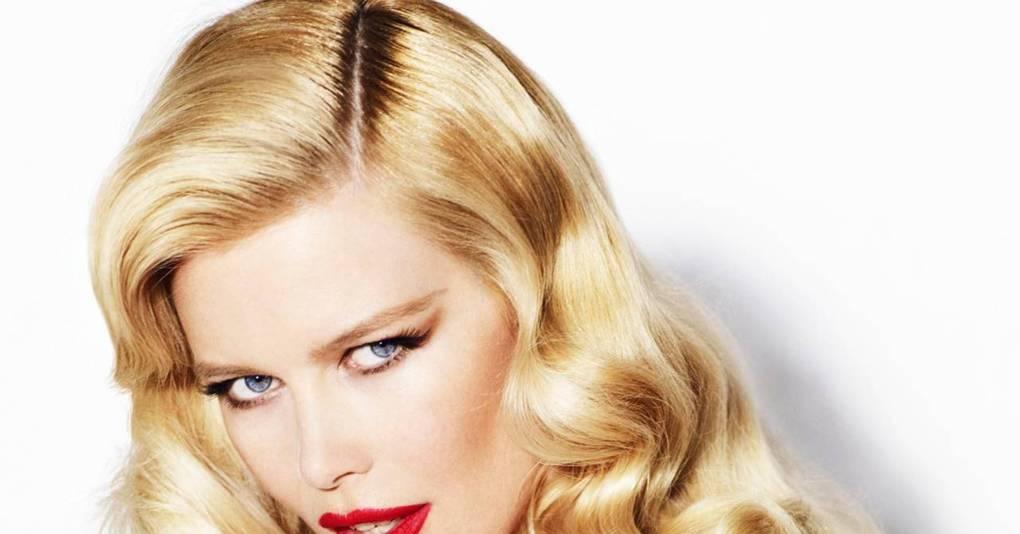 Schiffer claudia launching schwarzkopf hair line new photo