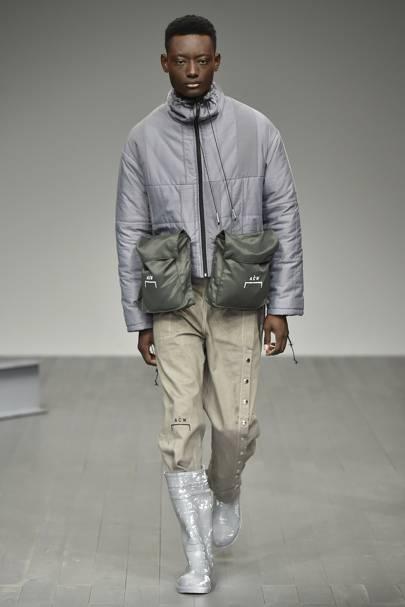 A Cold Wall AutumnWinter 2018 Menswear show report