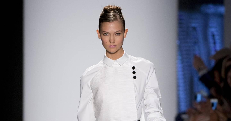 b194c9aeb07e9 Carolina Herrera Spring Summer 2014 Ready-To-Wear show report   British  Vogue
