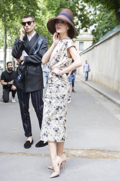 Ulyana Sergeenko, fashion designer