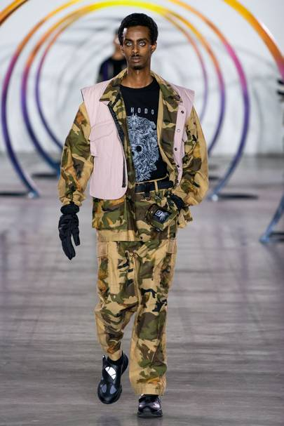Liam Hodges Autumn/Winter 2019 Menswear show report | British Vogue